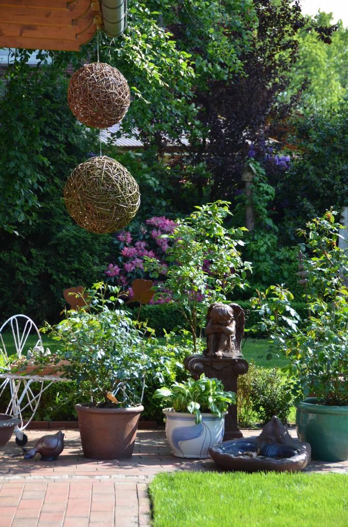 Garten Dekortionen