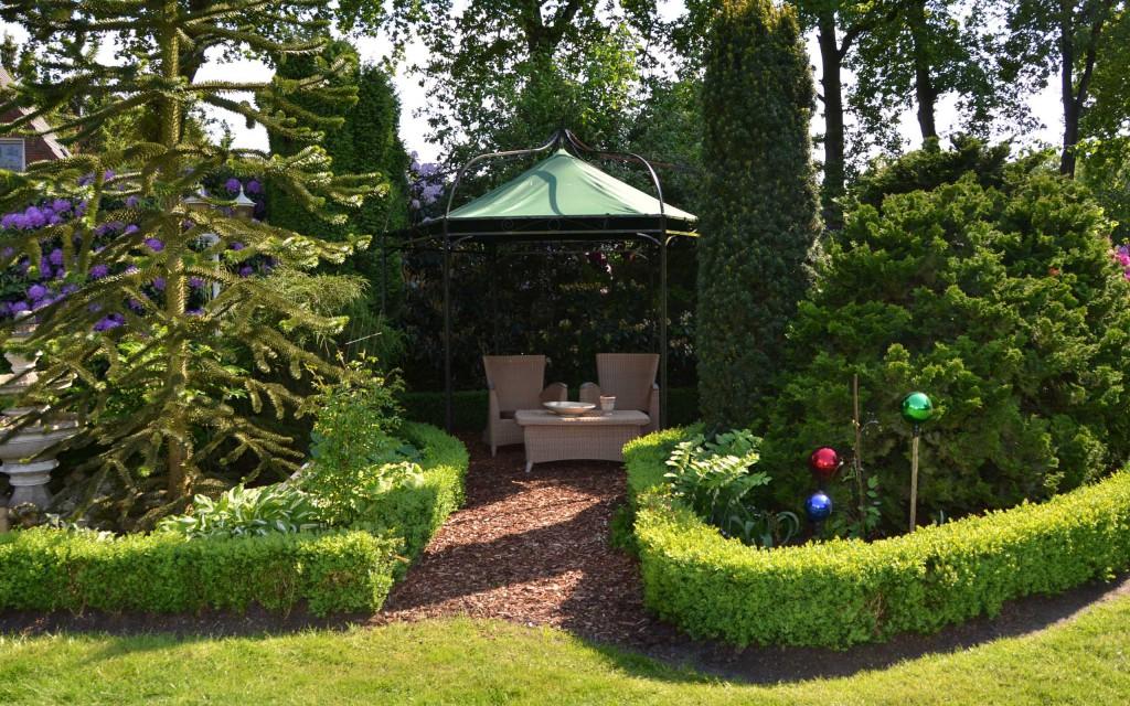 Garten ferienwohnung reich der tr ume - Sitzecke garten ...
